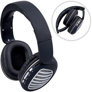 """""""מגה סאונד"""" – אוזניות Bluetooth מבית Charge-it"""