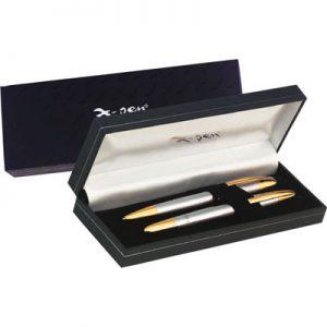 קופסה שחורה מפוארת לעט X-pen