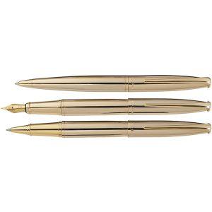 עט X-pen מסדרת Peninsula ציפוי זהב 18K