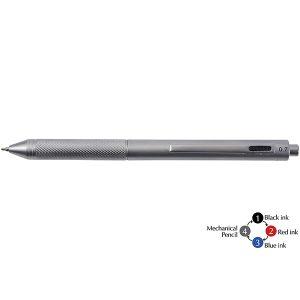 עט X-pen מסדרת Bureau כסף מט