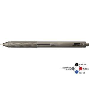 עט X-pen מסדרת Bureau טיטניום מבריק