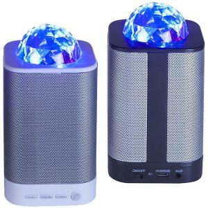 """""""דיסקו"""" רמקול Bluetooth כולל דיבורית"""