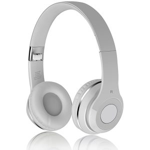 BOOSTER – אוזניות Bluetooth לבנות