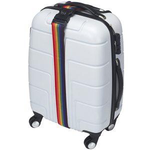 רצועה למזוודה עם נעילת קומבינציה