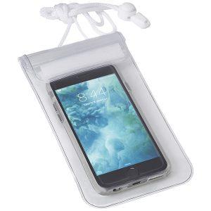 נרתיק לטלפון נייד עם שרוך לצוואר אטום למים