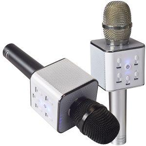 רמקול קריוקי אישי/ מיקרופון Bluetooth