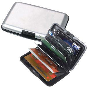"""""""קרדיט"""" – מארז אלומיניום לכרטיסי אשראי"""