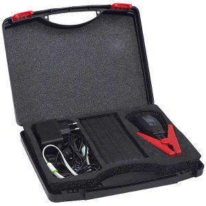מטען רב עצמה להתנעת חירום לרכב ולמגוון מכשירים ניידים עם מעגלי הגנה
