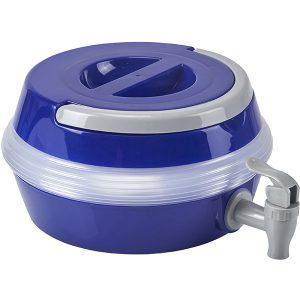 מיכל מים אקורדיון עם ברז