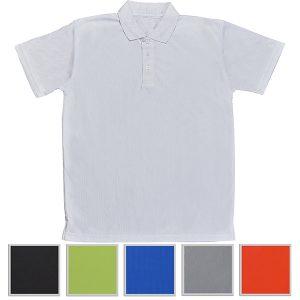 חולצה עם צווארון פולו