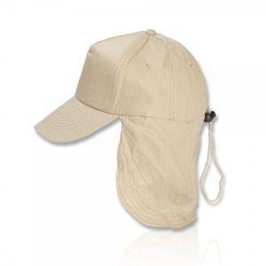 """""""לגיונר"""" – כובע מצחיה מגן עורף"""