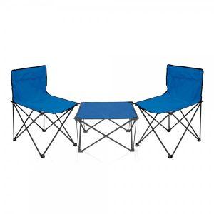 """""""היצקוק"""" – סט זוג כיסאות ושולחן"""
