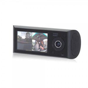 """""""דואל קאר"""" – מצלמה לרכב בעלת איכות צילום  FULL HD"""