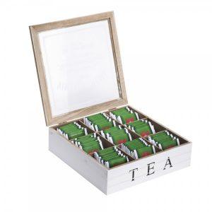 """""""ווילס"""" – קופסת תה"""