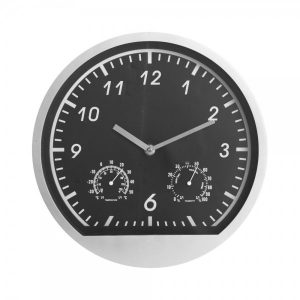 """""""עידן"""" – שעון קיר בעיצוב שעון יד"""
