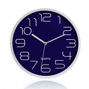 """""""אומגה"""" – שעון קיר בעיצוב מודרני"""