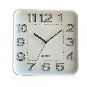 """""""רבע"""" – שעון קיר שקט"""