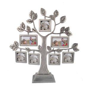 עץ משפחה 7 מסגרות לתמונות