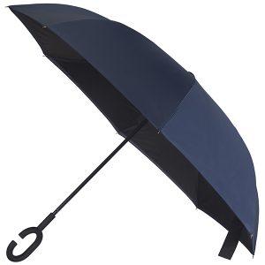 מטריה מתהפכת דו שכבתית