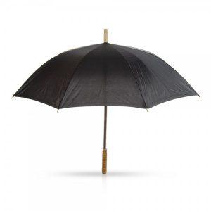 """""""סולו"""" – מטרייה עם ידית עץ"""