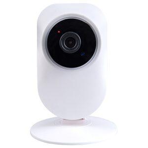 מצלמת Wi-Fi HD +אינטרקום דו כיווני ומצב לילה לצפייה מהנייד קלה לתפעול מבית Charge-it