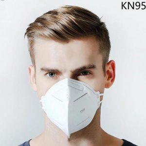 מסכת מיגון נגד קורונה KN 95