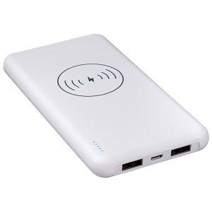 עמדת טעינה אלחוטית + קבועה + USB + מטען אלחוטי | פאוור בנק סוללת גיבוי 10,000MAH